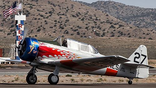 Racing T-6 #27